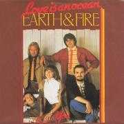 Coverafbeelding Earth & Fire - Love Is An Ocean