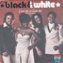 Coverafbeelding Black & White - Love Me Or Leave Me