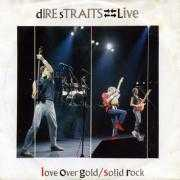 Coverafbeelding Dire Straits - Love Over Gold - Live