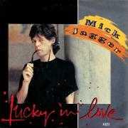 Coverafbeelding Mick Jagger - Lucky In Love
