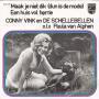 Coverafbeelding Conny Vink en De Schellebellen o.l.v. Paula Van Alphen - Maak Je Niet Dik (Dun Is De Mode)