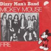 Coverafbeelding Dizzy Man's Band - Fire