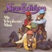 Coverafbeelding New Edition - Mr. Telephone Man