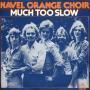 Coverafbeelding Navel Orange Choir - Much Too Slow