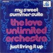 Coverafbeelding Love Unlimited Orchestra - My Sweet Summer Suite