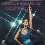 Coverafbeelding Maggie MacNeal - Night Time