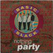 Coverafbeelding Basic Black - Nothing But A Party