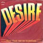 Coverafbeelding Desire - Now That We're Together