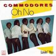 Coverafbeelding Commodores - Oh No