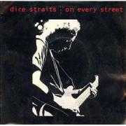 Coverafbeelding Dire Straits - On Every Street
