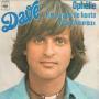 Coverafbeelding Dave - Ophélie