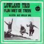Coverafbeelding Lowland Trio - Fijn Met De Trein