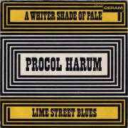 Coverafbeelding Procol Harum - A Whiter Shade Of Pale ((1967)) / A Whiter Shade Of Pale [Maxi-Single] ((1972))
