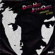Coverafbeelding Daryl Hall & John Oates - Private Eyes