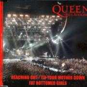 Coverafbeelding Queen + Paul Rodgers - Reaching Out/Tie Your Mother Down