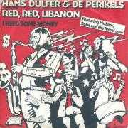 Coverafbeelding Hans Dulfer & De Perikels featuring Mr. Slim, Solat and The Femal Crew - Red, Red, Libanon