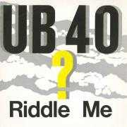 Coverafbeelding UB40 - Riddle Me