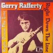 Details Gerry Rafferty - Right Down The Line