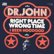 Coverafbeelding Dr. John - Right Place Wrong Time