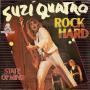 Coverafbeelding Suzi Quatro - Rock Hard
