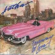 Coverafbeelding Aretha - Freeway Of Love