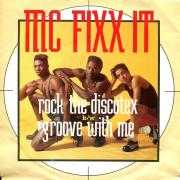 Coverafbeelding MC Fixx It - Rock The Discotex