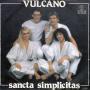 Coverafbeelding Vulcano - Sancta Simplicitas