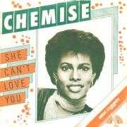 Coverafbeelding Chemise - She Can't Love You