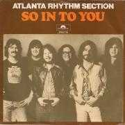 Coverafbeelding Atlanta Rhythm Section - So In To You
