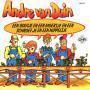 Coverafbeelding Andre Van Duin/ Simon Naaigaren - Een Boutje En Een Moertje En Een Schroefje En Een Nippeltje/ Daar Ben Ik Niet Blij Mee!