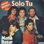 Details Matia Bazar - Solo Tu