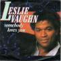 Coverafbeelding Leslie Vaughn - Somebody Loves You
