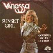Coverafbeelding Vanessa - Sunset Girl