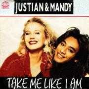 Coverafbeelding Justian & Mandy - Take Me Like I Am