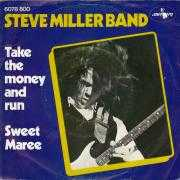 Details Steve Miller Band - Take The Money And Run