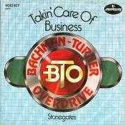 Coverafbeelding Bachman-Turner Overdrive - Takin' Care Of Business