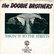 Coverafbeelding The Doobie Brothers - Takin' It To The Streets