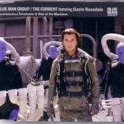 Coverafbeelding Blue Man Group featuring Gavin Rossdale - The Current