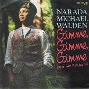 Coverafbeelding Narada Michael Walden (duet with Patti Austin) - Gimme, Gimme, Gimme