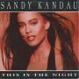 Coverafbeelding Sandy Kandau - This Is The Night