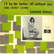 Details Sandie Shaw - Girl Don't Come