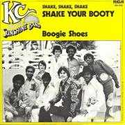 Coverafbeelding KC and The Sunshine Band - Shake, Shake, Shake - Shake Your Booty