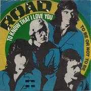 Coverafbeelding Road ((1976)) - To Know That I Love You