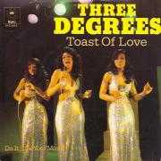 Details Three Degrees - Toast Of Love