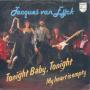 Coverafbeelding Jacques Van Eijck - Tonight Baby, Tonight