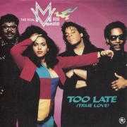 Coverafbeelding The Real Milli Vanilli - Too Late (True Love)