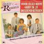 Details Hanny en De Rekels - Voor Elke Roos Geef Ik Je Duizend Kussen