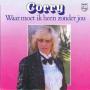 Coverafbeelding Corry - Waar Moet Ik Heen Zonder Jou