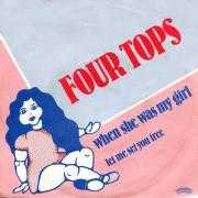Coverafbeelding Four Tops - When She Was My Girl