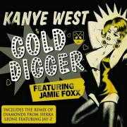 Details Kanye West featuring Jamie Foxx - Gold Digger